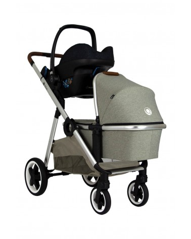 Spider carrycot Blue